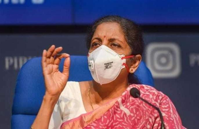 coronavirus: Lockdown in the India again? Indications given by Finance Minister Nirmala Sitharaman | coronavirus: देशात पुन्हा लागणार लॉकडाऊन? अर्थमंत्री निर्मला सीतारामन यांनी दिले सूचक संकेत