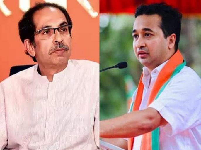 "BJP Nitesh Rane Slams Uddhav Thackeray And Thackeray Government Over Maharashtra Lockdown | Maharashtra Lockdown : ""ब्रेक द चेन नव्हे तर चेक द ब्रेन""; नितेश राणेंचा ठाकरे सरकारवर हल्लाबोल"