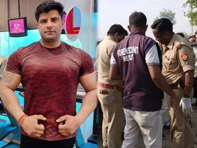 BJP corporator's body found in UP car in suspicious condition; Murder or suicide? | यूपीत कारमध्ये संशयास्पद अवस्थेत आढळला भाजपा नगरसेवकाचा मृतदेह; हत्या की आत्महत्या?