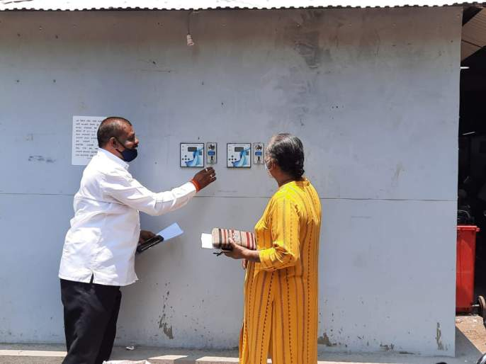 Corruption in water ATMs in Sawantwadi; Purchase of three lakh ATMs for nine and a half lakhs | सावंतवाडीत वाॅटर एटीएममध्ये भ्रष्टाचार; तीन लाखाच्या एटीएमची साडे नऊ लाखात खरेदी
