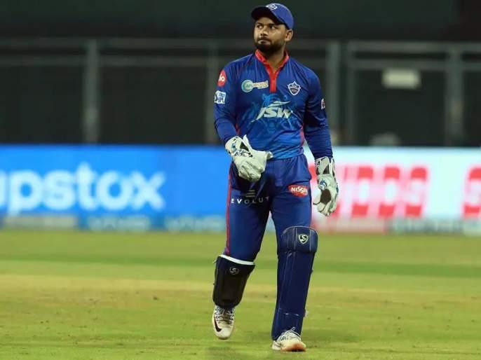 "IPL 2021: So we lost the match, Delhi captain Rishabh Pant said the reason behind the defeat   IPL 2021 : ""त्यामुळे आम्ही सामना गमावला"""", दिल्लीचा कर्णधार रिषभ पंतने सांगितलं पराभवामागचं कारण"