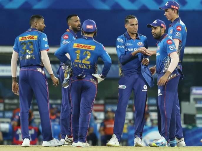 IPL 2021 MI vs SRH Live T20 Score : Mumbai Indians vs Sunrisers Hyderabad likely playing XI of both Team | IPL 2021, MI vs SRH T20 Live : मुंबई इंडियन्स आजच्या लढतीत ट्रम्प कार्ड खेळणार, फक्त तीन परदेशी खेळाडूंसह मैदानावर उतरणार!