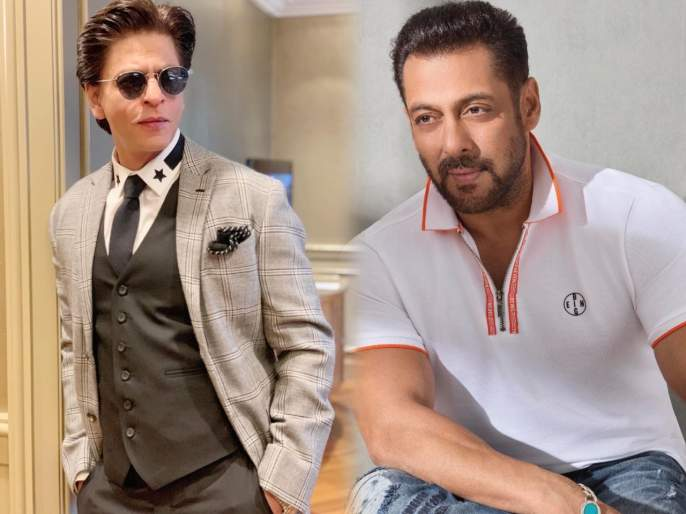 Salman khan refuse to take fees for shahrukh khan upcoming film pathan | 'भावा' तुझ्यासाठी कायपण!, शाहरूख खानच्या सिनेमासाठी सलमान खानने घेतलं नाही मानधन