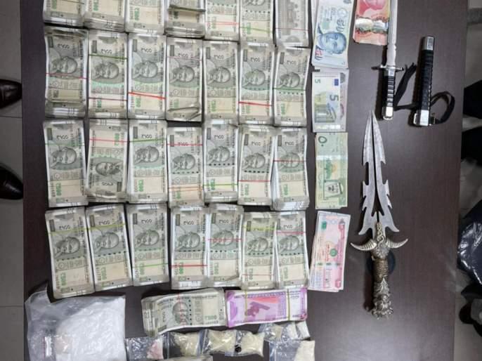 NCB raids in Thane including Mumbai; Three arrested | NCB ची मुंबईसह ठाण्यात छापेमारी; तिघांना अटक