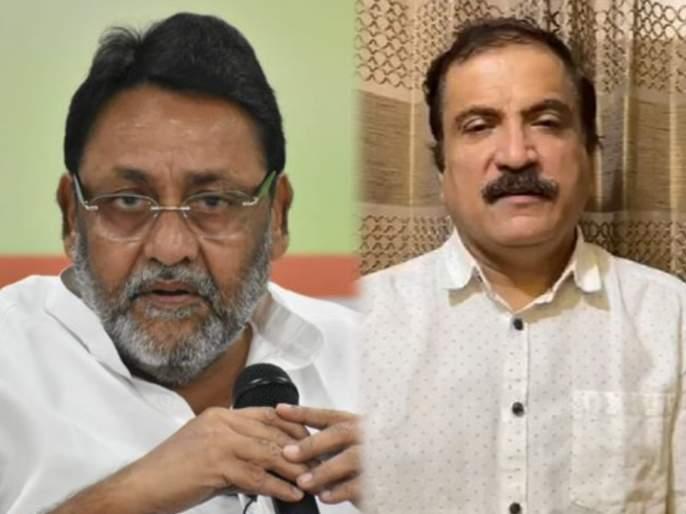 File an immediate case against Nawab Malik; BJP MLA Atul Bhatkhalkar lodged a complaint at Dindoshi police station | नवाब मलिक यांच्याविरोधात तात्काळ गुन्हा दाखल करा; भाजपा आ. अतुल भातखळकर यांची दिंडोशी पोलीस ठाण्यात तक्रार