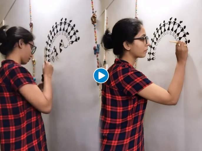 Sayali Sanjeev Stress Busting Exercise Will Leave You Surprised   सायली संजीवमध्ये अभिनयासह दडली आहे ही कला, जाणून घ्या कोणती आहे ती कला?