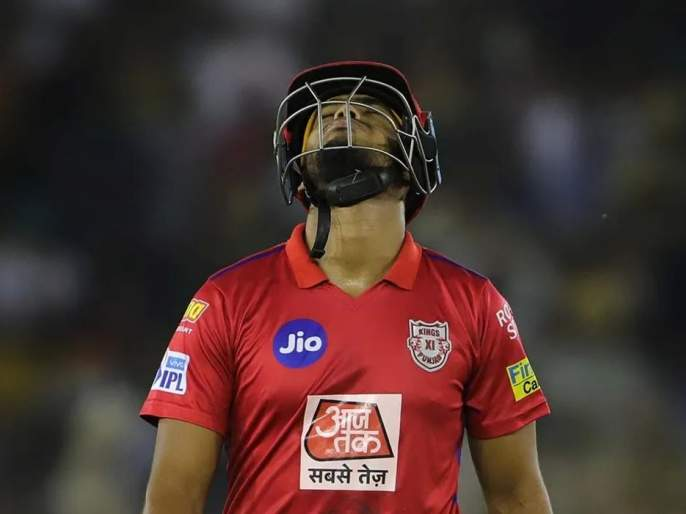 IPL 2021: Did Nicholas Pooran open a jewelery shop?   IPL 2021 : निकोलस पूरनने ज्वेलरी शॉप उघडलीय की काय?
