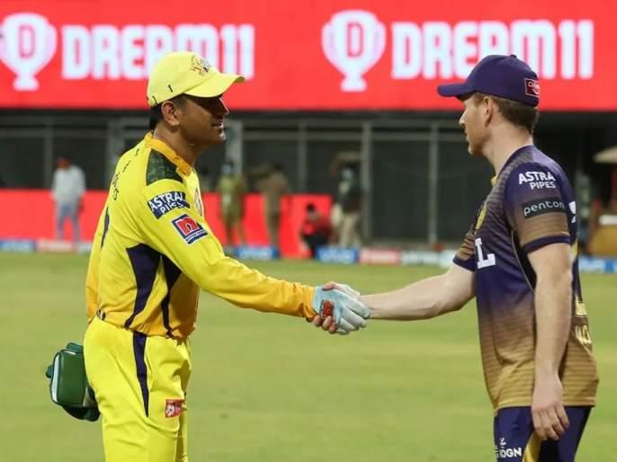 IPL 2021: If KKR had won, would it have happened for the second time? | IPL 2021 : केकेआर जिंकले असते तर दुसऱ्यांदाच असे घडले असते?