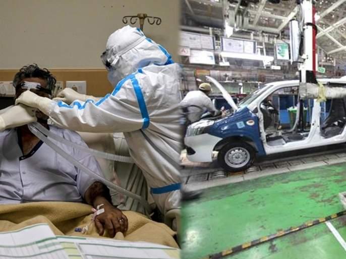 CoronaVirus News maruti suzuki india has announced closure of its gurugram manesar plants in haryana for maintenance | CoronaVirus Live Updates : अरे व्वा! कारखाने बंद ठेऊन कोरोनाग्रस्तांना देणार ऑक्सिजन; 'या' कार कंपनीने घेतला मोठा निर्णय
