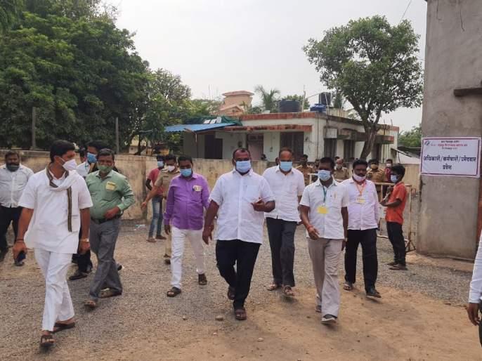 "Pandharpur Election Results : ""BJP candidate misappropriates for victory, hold re-election in Pandharpur,"" NCP demands | Pandharpur Election Results : ""विजयासाठी भाजपा उमेदवाराकडून गैरप्रकार,पंढरपूरमध्ये फेरनिवडणूक घ्या,'' राष्ट्रवादी काँग्रेसची मागणी"