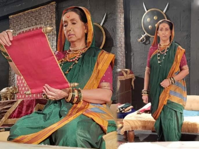 Swarajyajanani Jijamata series is being shot in this state | 'स्वराज्यजननी जिजामाता' मालिकेचं चित्रीकरण होतंय 'या' राज्यात