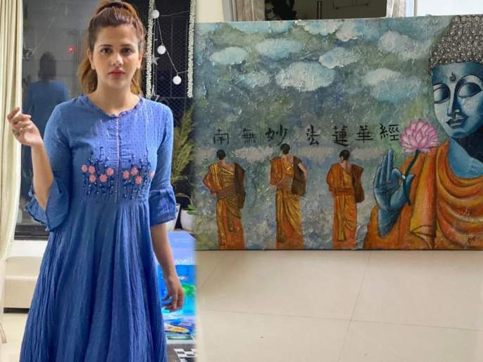 Actress diljit raised funds for corona patients by auctioning pictures | कौतुकास्पद ! अभिनेत्री दिलजीत चित्रांचा लिलाव करुन कोरोना रुग्णांसाठी उभारणार निधी
