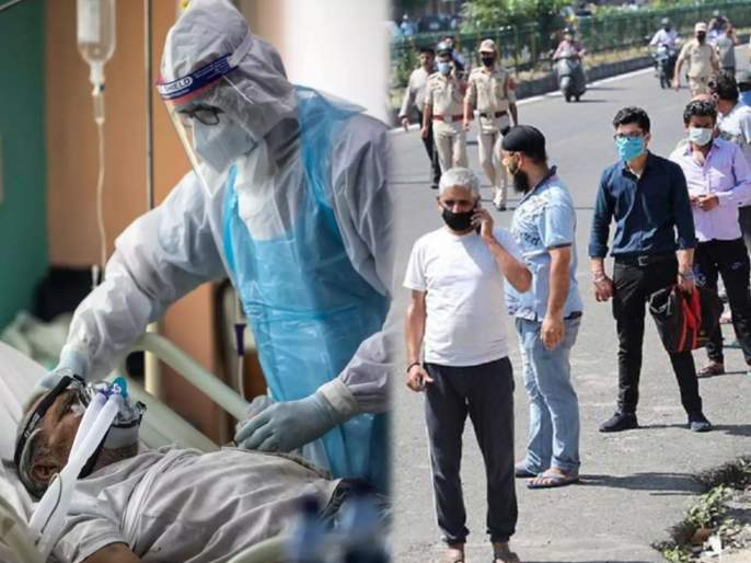 CoronaVirus News : India covid death toll increase by august us based global health research body projection | CoronaVirus News : चिंताजनक! ....तर भारतात ऑगस्टपर्यंत १० लाख मृत्यू होणार; अमेरिकन रिसर्च संस्थेचा दावा