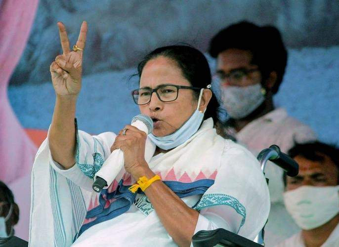 """West Bengal Election Result 2021: """"BJP can be defeated, They now needs political oxygen"""", Mamata Banerjee Criticize BJP after victory in West Bengal 