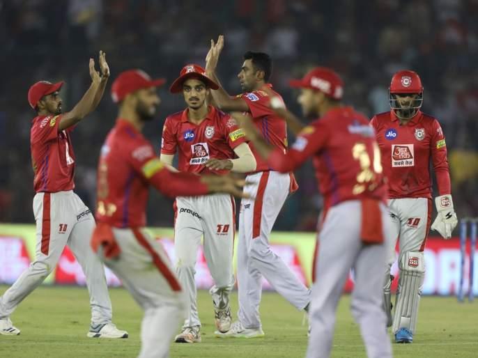 IPL 2019 KXIP vs RR : पंजाबचा राजस्थानवर 12 धावांनी विजयी   IPL 2019 KXIP vs RR : पंजाबचा राजस्थानवर 12 धावांनी विजयी