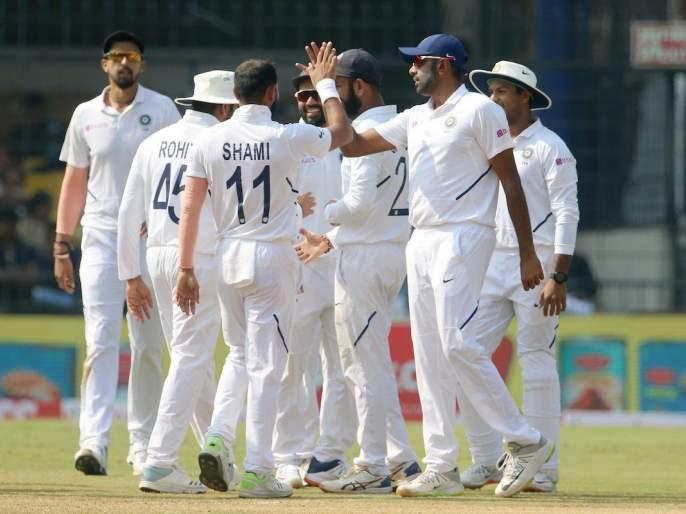 India Vs Bangladesh, 1st Test: India beat Bangladesh by big margin | India Vs Bangladesh, 1st Test : भारताचा बांगलादेशवर दणदणीत विजय