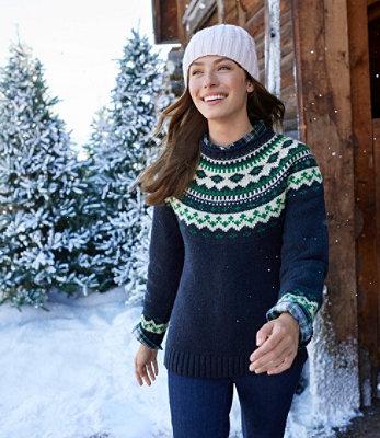 say no to old sweater, try this new winter fashion trends.. | थंडी आली की तेच ते जुने स्वेटर घालायचा जमाना गेला, आता थंडीसाठी खास 'हे' घ्या!