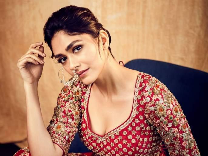 Mrinal Thakur had done 70% shooting of 'Baahubali: Before the Beginning' and left the series due to this reason. | 'बाहुबली: बिफोर द बिगनिंग'चे मृणाल ठाकुरने केले होते ७०% शूटिंग पूर्ण, या कारणामुळे सोडली सीरिज