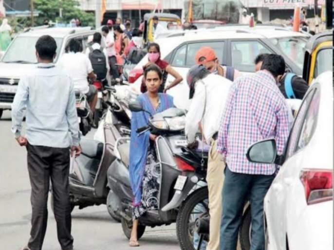 Pune residents will get another 'relief'; Two-wheelers will also soon be freed from the 'mask' | पुणेकरांना आणखी एक 'दिलासा' मिळणार; दुचाकीस्वारांचीही लवकरच'मास्क'मधून सुटका होणार