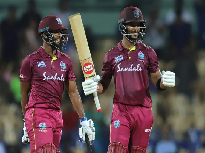 India Vs West Indies 1st ODI Live Score Updates, IND Vs WI Highlights and Commentary in Marathi | India Vs West Indies, 1st ODI : वेस्ट इंडिजची मालिकेत 1-0ने आघाडी
