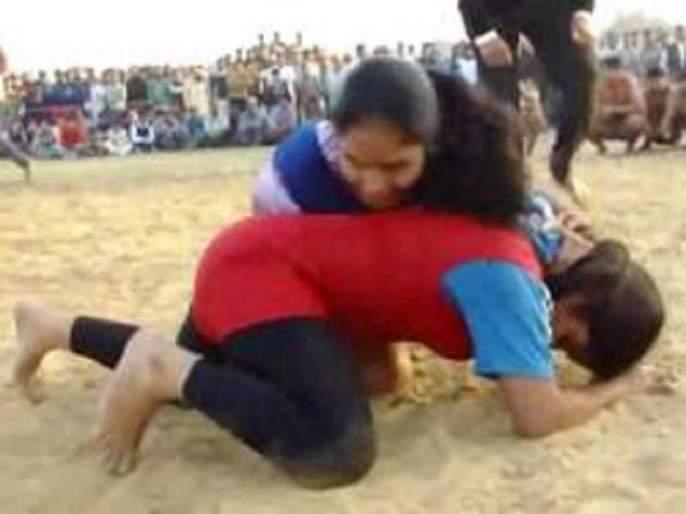Shrigonda's four daughters selected for the Khelo India Wrestling Championship | श्रीगोंद्याच्या चार मुलींची खेलो इंडिया कुस्ती स्पर्धेसाठी निवड