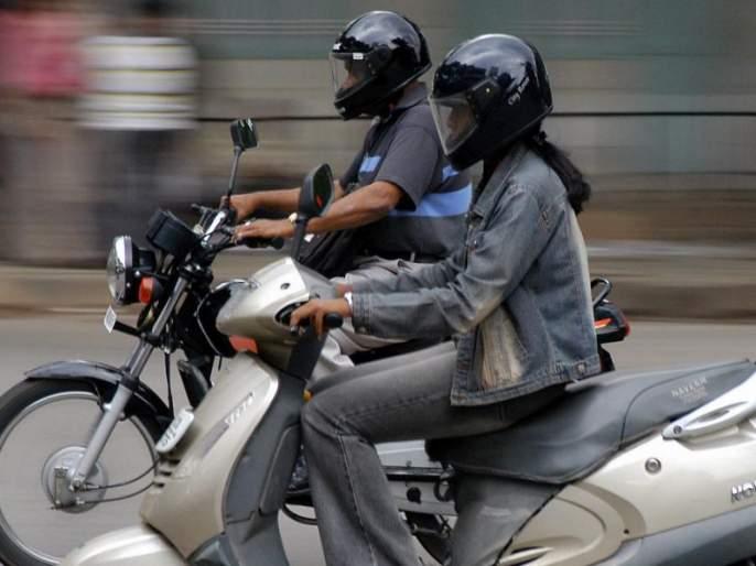 The women got a pretty scooter to replace; Claim acquired by the customer   महिलेला चक्क स्कूटर मिळाली बदलून; ग्राहकाने मिळविला हक्क