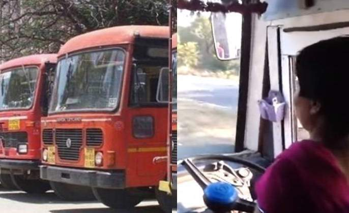 Women Drivers in ST buses still awaited | महिलांच्या हाती एसटीचे स्टिअरिंग येण्यापूर्वीच लागला ब्रेक