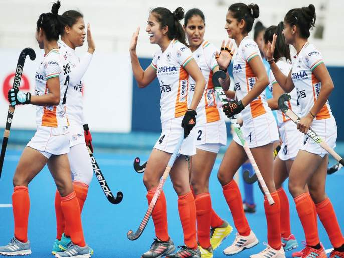 Indian women FIH Series finals semifinals | भारतीय महिला एफआयएच सिरीज फायनल्सच्या उपांत्य फेरीत