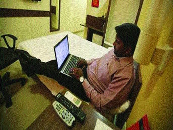 The lockdown, a work from home is causing a huge increase in Internet usage | लॉकडाऊन, वर्क फ्रॉम होममुळे इंटरनेट वापरात होतेय मोठ्या प्रमाणात वाढ