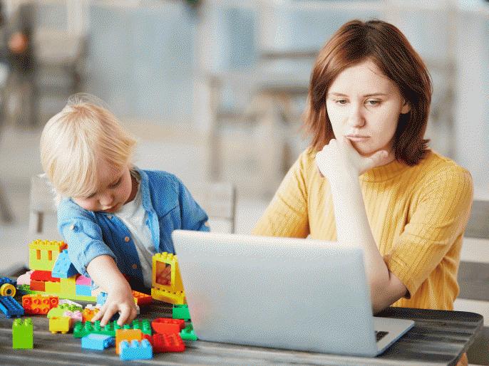 working woman-burn out mom- how to deal with stress? read this.. | ऑफिसात बॉस आणि घरी मुलं छळतात तुम्हाला? - मग हे वाचा..