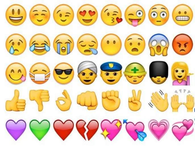Emojis convey not just fun: Study | बरंच काही व्यक्त करतात इमोजी