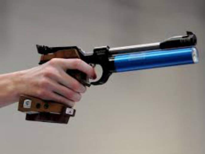 Molestation of 12 years old shooter girl | नेमबाजी शिकणाऱ्याअल्पवयीन मुलीचा विनयभंग