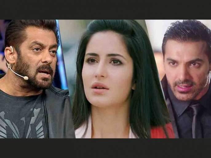 Salman Khan did not allow Katrina Kaif to work with John Abraham, because reading would be annoying | सलमान खानने कतरिनाला जॉनसोबत काम करण्यासाठी दिली नव्हती परवानगी, कारण वाचून व्हाल हैराण
