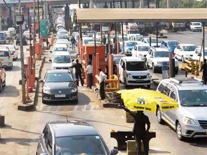 Fastag from January on Mumbai toll booths | मुंबई टोलनाक्यांवर जानेवारीपासून फास्टॅग