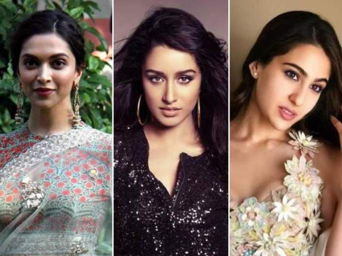 Actresses Deepika, Sara, Shraddha and Rakul are also involved in drug case | ड्रग्जप्रकरणी अभिनेत्री दीपिका, सारा,श्रद्धा, रकुल यांचीही आता झाडाझडती