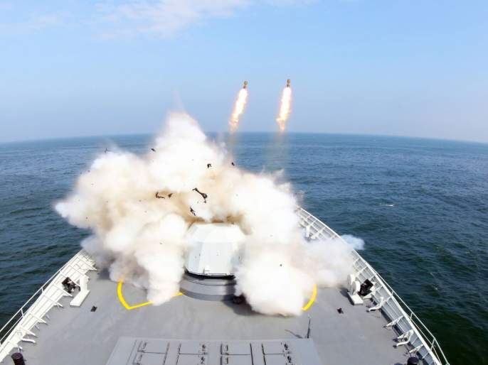 Tensions rise, China softens! said, will not fire first bullet on American Army | तणाव वाढला, चीन नरमला! म्हणाला, अमेरिकेवर पहिली गोळी झाडणार नाही