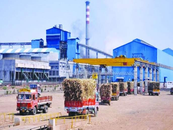 BJP half beneficiaries in exhausted factories! | थकहमीच्या कारखान्यांमध्येनिम्मे लाभार्थी भाजपचे!