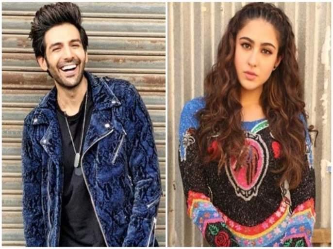 Kartik Aryan wants to take Princess Sara Ali Khan to date, but the condition that Saif has kept | कार्तिक आर्यनला प्रिन्सेस सारा अली खानला घेऊन जायचंय डेटवर, पण सैफने ठेवलीय ही अट