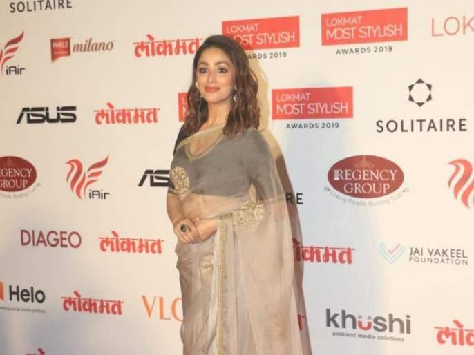 Lokmat Most Stylish Awards 2019: Yami Gautam urges to keep peace on CAA | Lokmat Most Stylish Awards 2019: यामी गौतम हिने देशवासियांना CAA बाबत शांतता राखण्याचे केले आवाहन