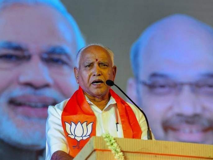 karnataka disqualified mla narayana gowda claims bs yediyurappa gave him rs 1000 crore | 'मी 700 कोटी मागितले, येडियुरप्पा यांनी 1000 कोटी दिले'