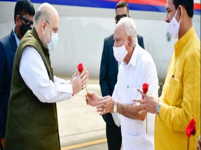 "Karnataka CM BS Yediyurappa will be replaced soon got info from RSS says Siddaramaiah | कर्नाटक : सिद्धरामैय्या यांचा दावा, ""RSS लवकरच येडियुरप्पा यांना मुख्यमंत्रीपदावरून हटवणार"""