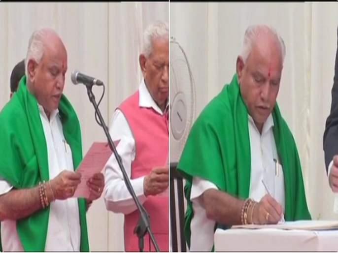 Karnataka election 2018 yeddyurappa to take oath as chief minister live updates | Karnataka CM Race LIVE: येडियुरप्पांच्या शपथविधीनंतर काँग्रेसचे चार आमदार 'नॉट रिचेबल'