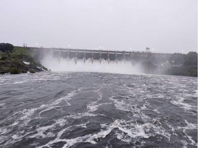 Generation of 46.14 million units of electricity from Yeldari Dam; 14 crore in revenue | येलदरीच्या पाण्यातून ४६.१४ दशलक्ष युनिट विजेची निर्मिती; महसुलात १४ कोटींची