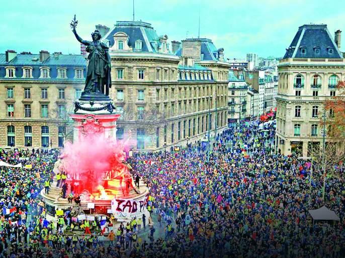 Why did French youth get angry? | फ्रेंच तारुण्य का संतापलं?