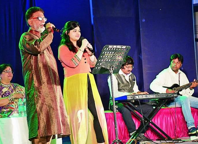 Gori tera gaav bada pyara ... A beautiful concert of Yeshudas songs | गोरी तेरा गाव बडा प्यारा...येसूदास यांच्या गीतांची बहारदार मैफिल