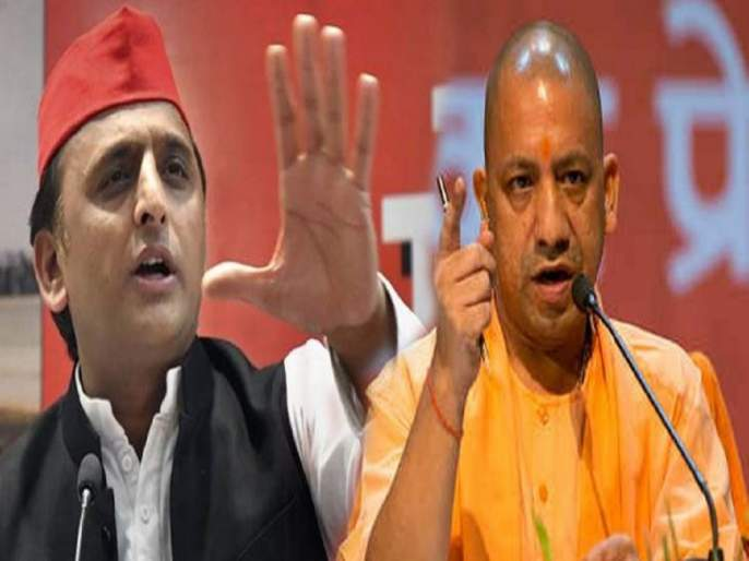 "up former cm akhilesh yadav criticize yogi adityanath and modi government over farmers issue | अखिलेख यादव म्हणाले, ""योगी आदित्यनाथ युपीचे रहिवासी नाही; दुसऱ्या प्रदेशातले, परंतु..."""