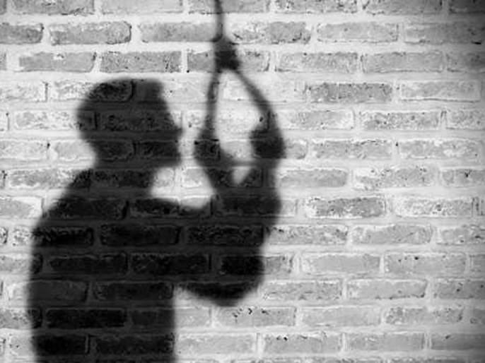 Suicide of a young farmer in Palso Badhe village of Akola district   पळसो बढे येथील युवा शेतकऱ्याची आत्महत्या