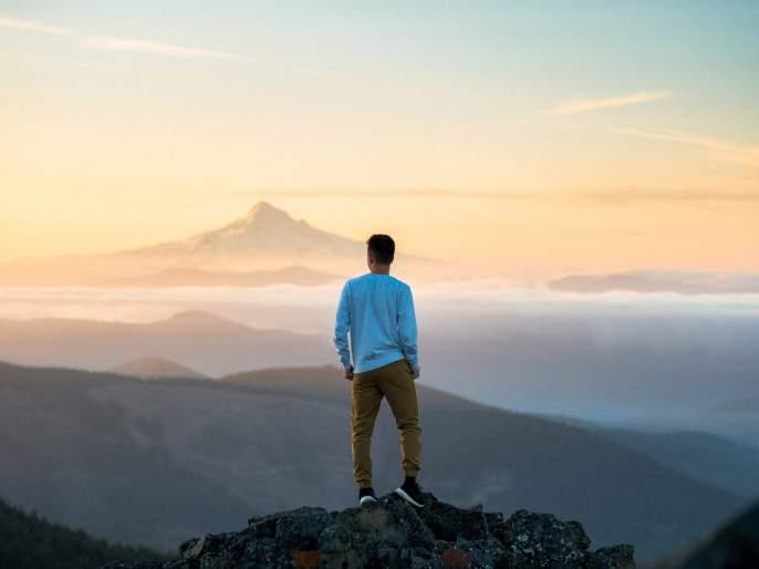 Not the ability, the attitude determines where you are standing ! | क्षमता नाही, दृष्टिकोनच ठरवतो तुम्ही कुठे उभे आहात, त्याची उंची!