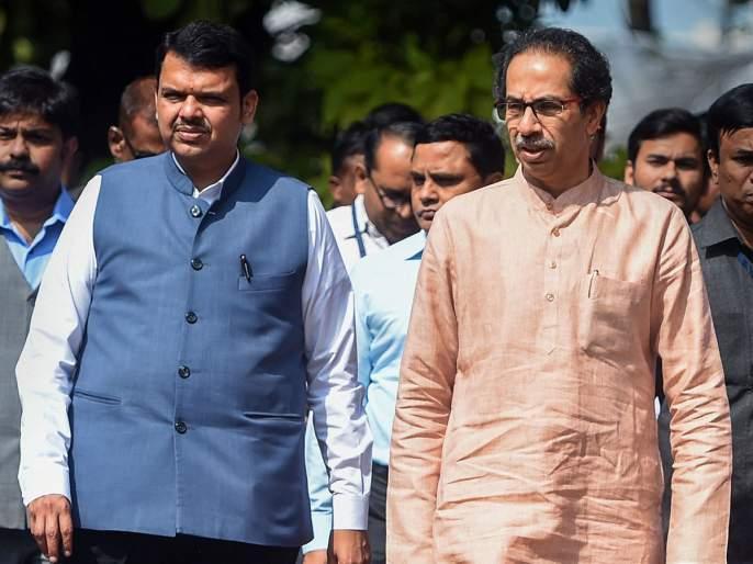 The report of Sena-BJP campaign sent to 'Matoshree' | सेना-भाजपच्या प्रचाराचा लेखाजोखा 'मातोश्री'वर