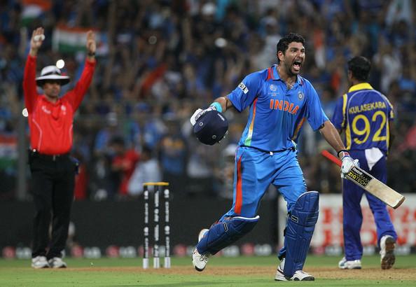 ICC World Cup 2019: There is no one like Yuvraj singh in World Cup | आयसीसी वर्ल्डकप 2019 : वर्ल्डकपमध्ये युवराजसारखा कोणीच नाही